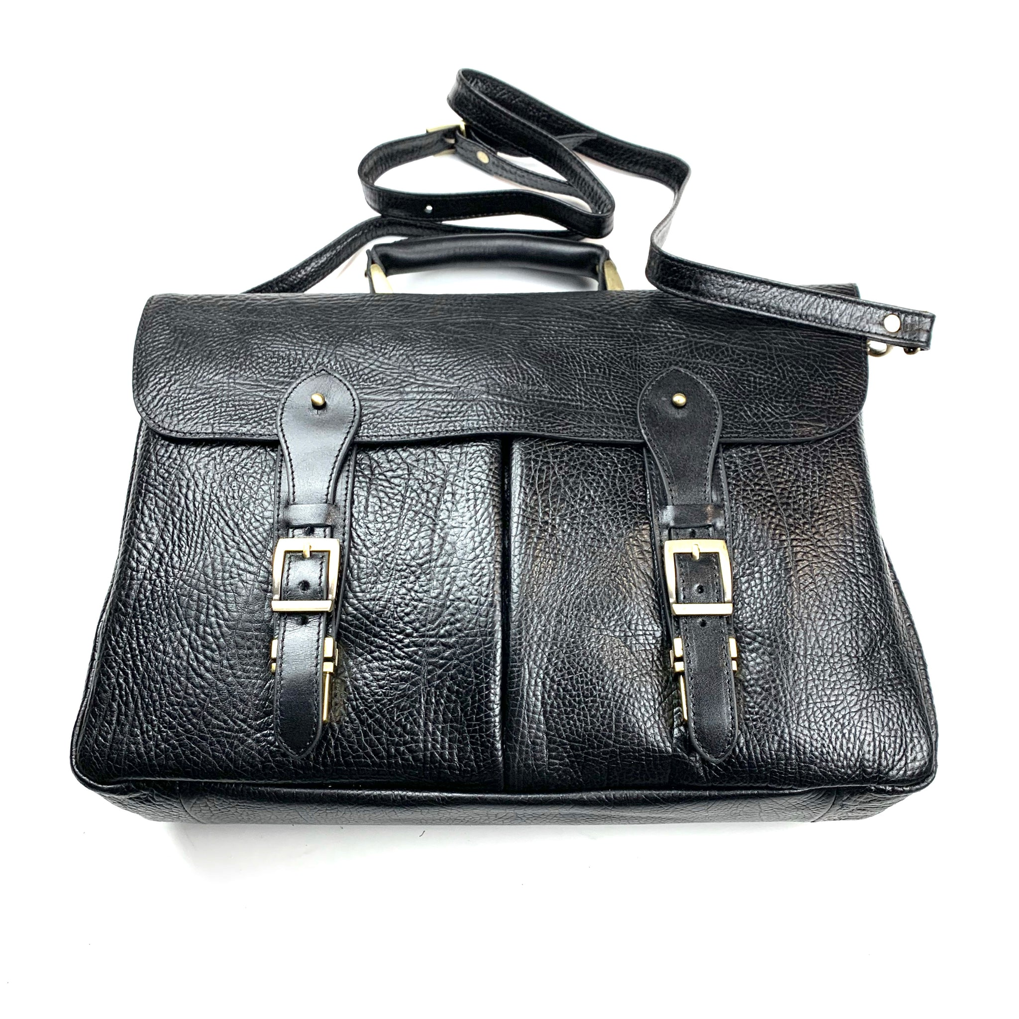 Tony Bellucci Men's leather bag