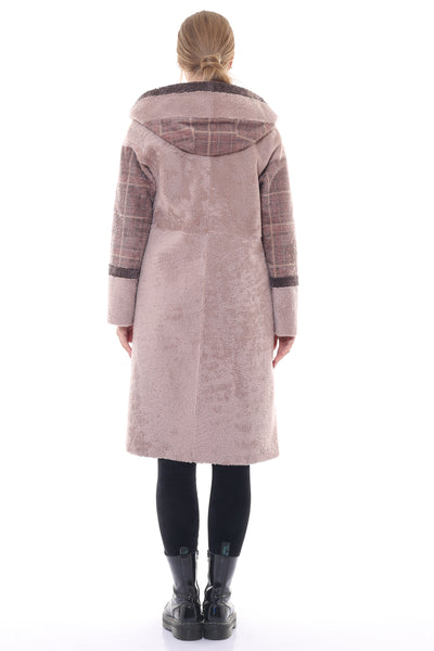 Cassandra  Persian Lamb Coat