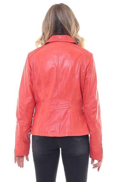 Alwilda women Leather Jacket