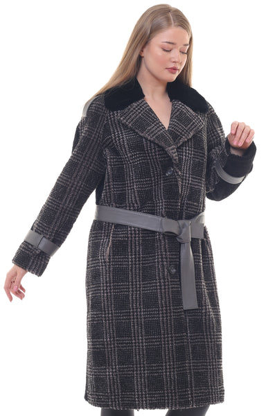 Delmara Persian Lamb Coat