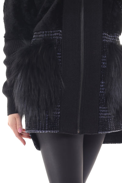 Rosabella Persian Lamb Coat