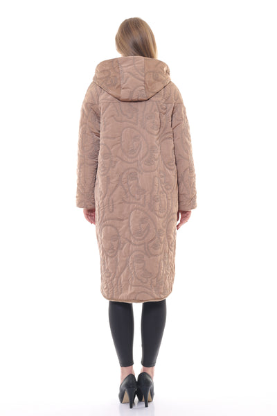 Cambria Persian Lamb Coat