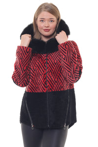 Arnica Persian Lamb Coat