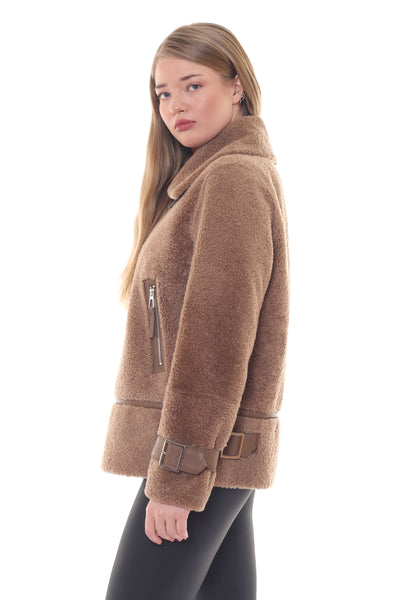 Malia Persian Lamb Coat