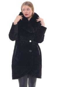 Amabella Persian Lamb Coat