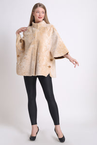 Mya Persian Lamb coat