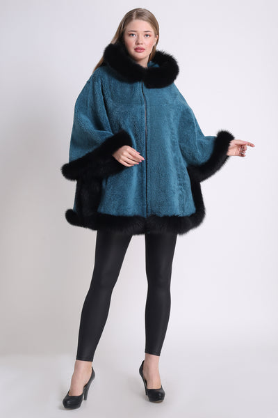 Miranda Persian Lamb Coat
