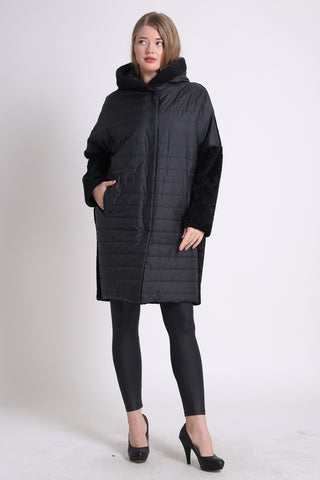 Emory Persian Lamb Coat