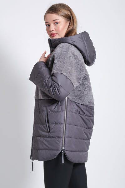 Jazmine Persian Lamb Coat