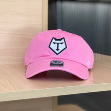 Load image into Gallery viewer, 47 Brand Pink Slouch Strapback
