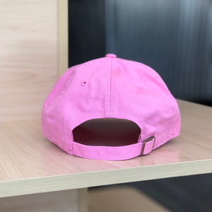 47 Brand Pink Slouch Strapback