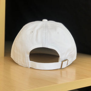 47 Brand White Slouch Strapback - COMING SOON