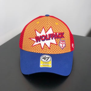 47 Brand YOUTH Comic Book Cap