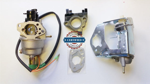 Loncin - Carburetor & Choke kit (with gaskets)