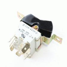AC Delco - Selector Switch 120 / 240 Toggle Switch