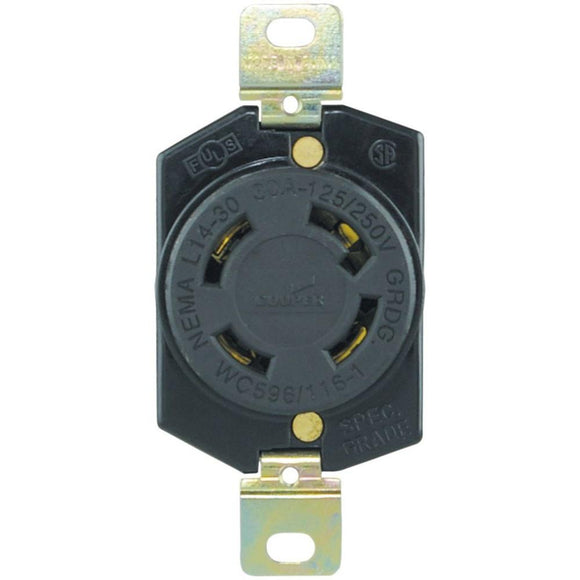 Power Stroke - L14-30 Receptacle