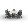 Scroll Meeting Chair - Office Furniture Company