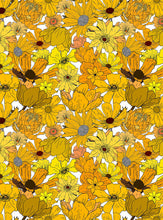 Load image into Gallery viewer, Charlotte Tobin - Flower Print