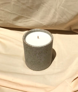 Kristin Olds - Ceramic Soy Candle