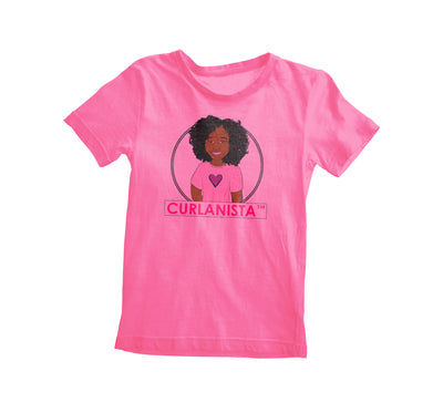 Curlanista Curl Love T-shirt