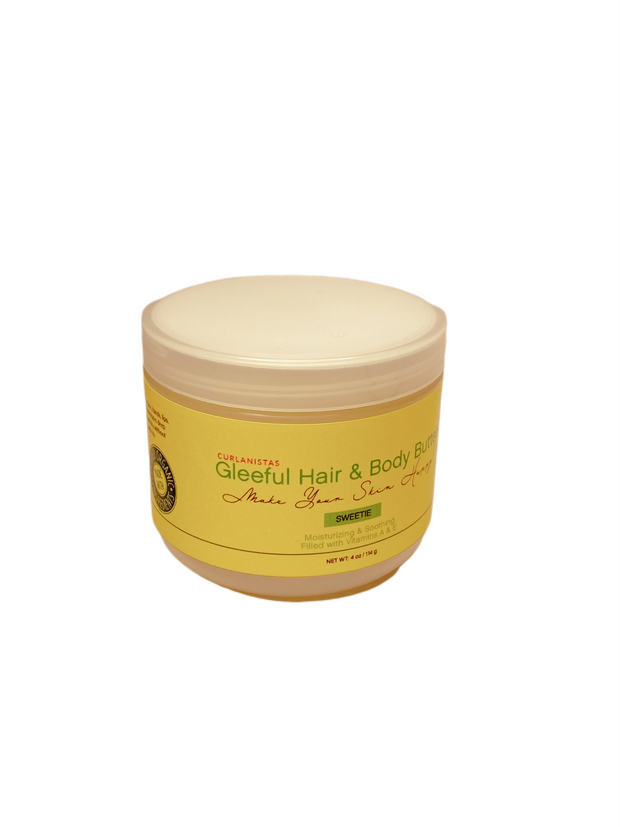 Curlanistas' Gleeful Body and Hair Butter