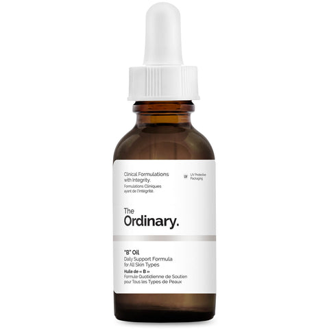 "The Ordinary ""B"" Oil"
