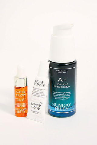 Sunday Riley A+ Retinoid Serum Kit