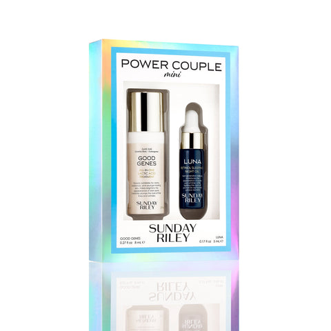 Sunday Riley Mini Power Couple Travel Kit