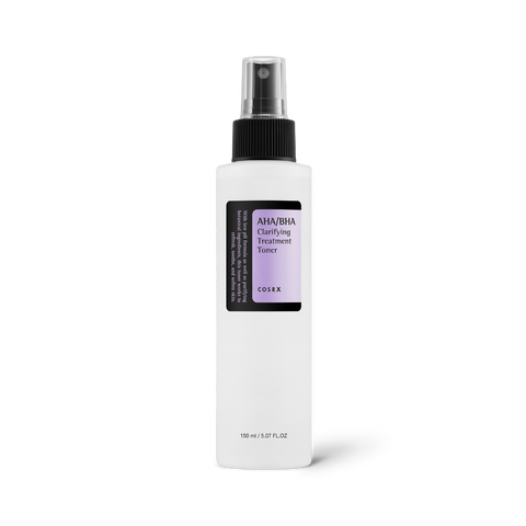 COSRX AHA BHA Clarifying Treatment Toner