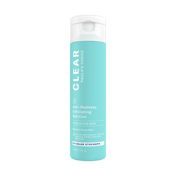 Paula's Choice CLEAR Regular Strength Anti-Redness Exfoliating Solution with 2% Salicylic Acid