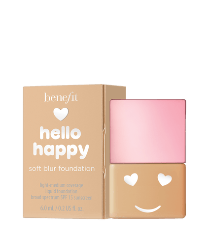 Benefit Hello Happy Soft Blur Foundation Mini