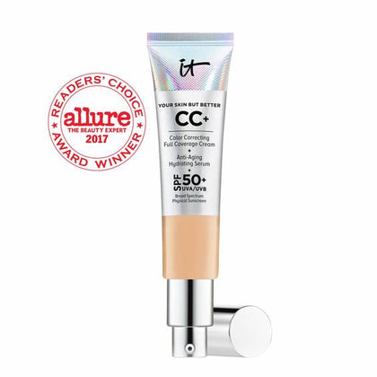 IT Cosmetics Your Skin But Better CC+ Cream SPF50+