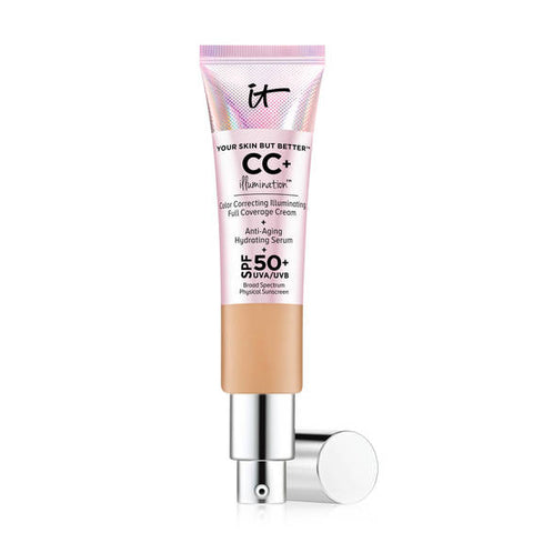 IT Cosmetics Your Skin But Better CC+ Cream Illumination SPF50