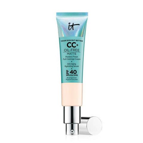 IT Cosmetics Your Skin But Better CC+ Cream Oil-Free Matte SPF40