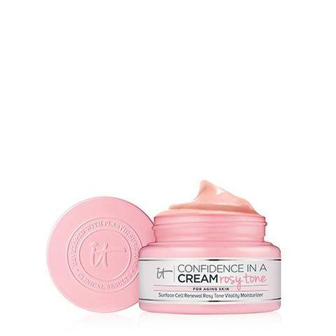 IT Cosmetics Confidence in a Cream Rosy Tone Moisturizer
