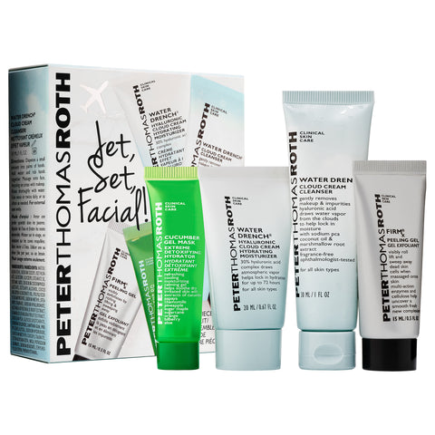 Peter Thomas Roth Jet, Set, Facial Kit