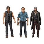 McFarlane Toys the Walking Dead Allies Deluxe Box Set Action Figure (3 Piece), 5""