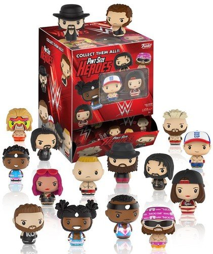 Funko Pint Size Heroes WWE Superstars Action Figure