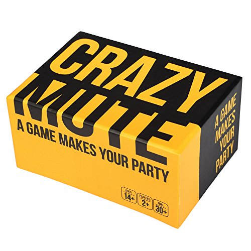Card Game - Fun Party Games for Adults and Teens - Best Family Board Games Indoor Outdoor