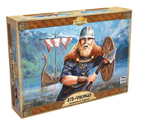 Academy Games 878 Vikings Invasions of England Board Games
