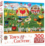 Masterpieces Town & Country - Flights of Fancy 300Piece Ezgrip Jigsaw Puzzle