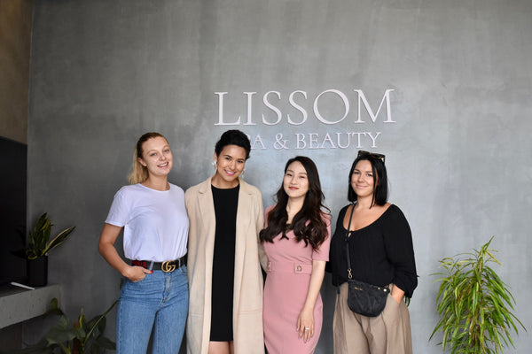 Esther Amber Michelle Lydia - Remix at Lissom Spa & Beauty - beauty NZ