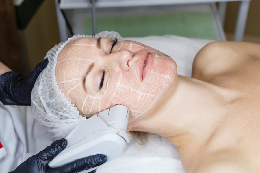 High-Intensity Focused Ultrasound (Ultherapy) – LISSOM