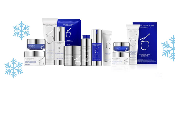 ZO Christmas $575 Set, Anti-Ageing Program + Sunscreen 15ml + Mask + Brightalive 30ml + Hydrating Creme 58g + GSR Program