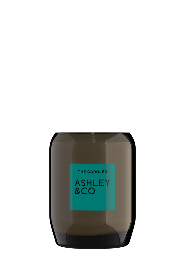 Ashley & Co Waxed Perfume Candle - The Caroler
