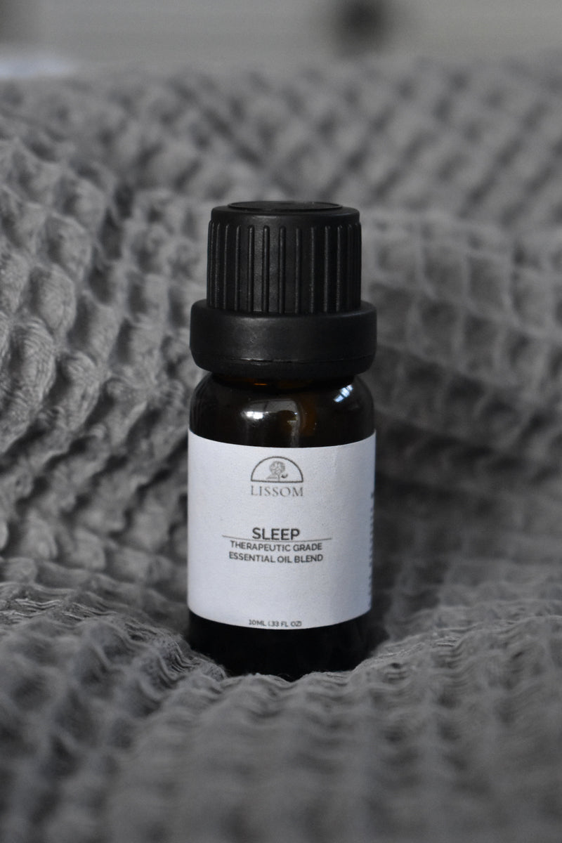 Lissom Therapeutic Grade Essential Oil Blend
