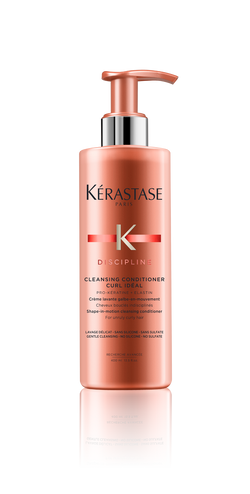 Kérastase Discipline Curl Bain Curl Idéal Cleansing Conditioner 450ml