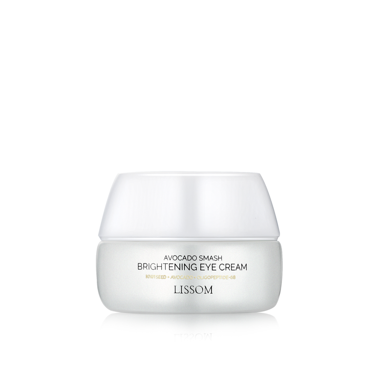 Lissom Avocado Smash Brightening Eye Cream
