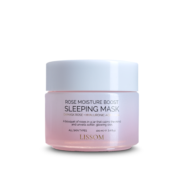 Lissom Rose Moisture Boost Sleeping Mask