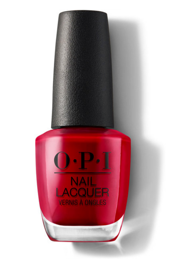 OPI So Hot It Berns Nail Lacquer